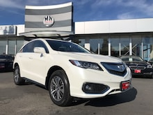 2017 Acura RDX ELITE PACKAGE! V6, **45, 000KMS** SUV 5