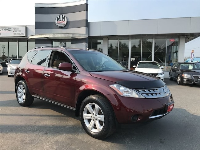 2007 Nissan Murano S AWD Leather Fully Loaded Only 111, 000KM SUV 69