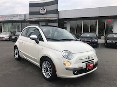 2014 Fiat 500C Lounge Convertible Only 40, 000KM Convertible 136