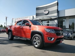 2016 Chevrolet Colorado Z71 OFF ROAD 4WD Special Edition Fully Loaded Truck Double Cab 96
