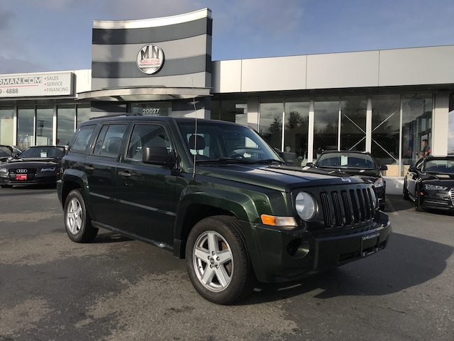 2010 Jeep Patriot Sport North Edition Automatic Leather Only 166KM N SUV 157