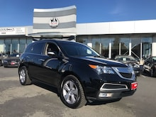 2013 Acura MDX Tech Pkg REAR DVD SUV 148