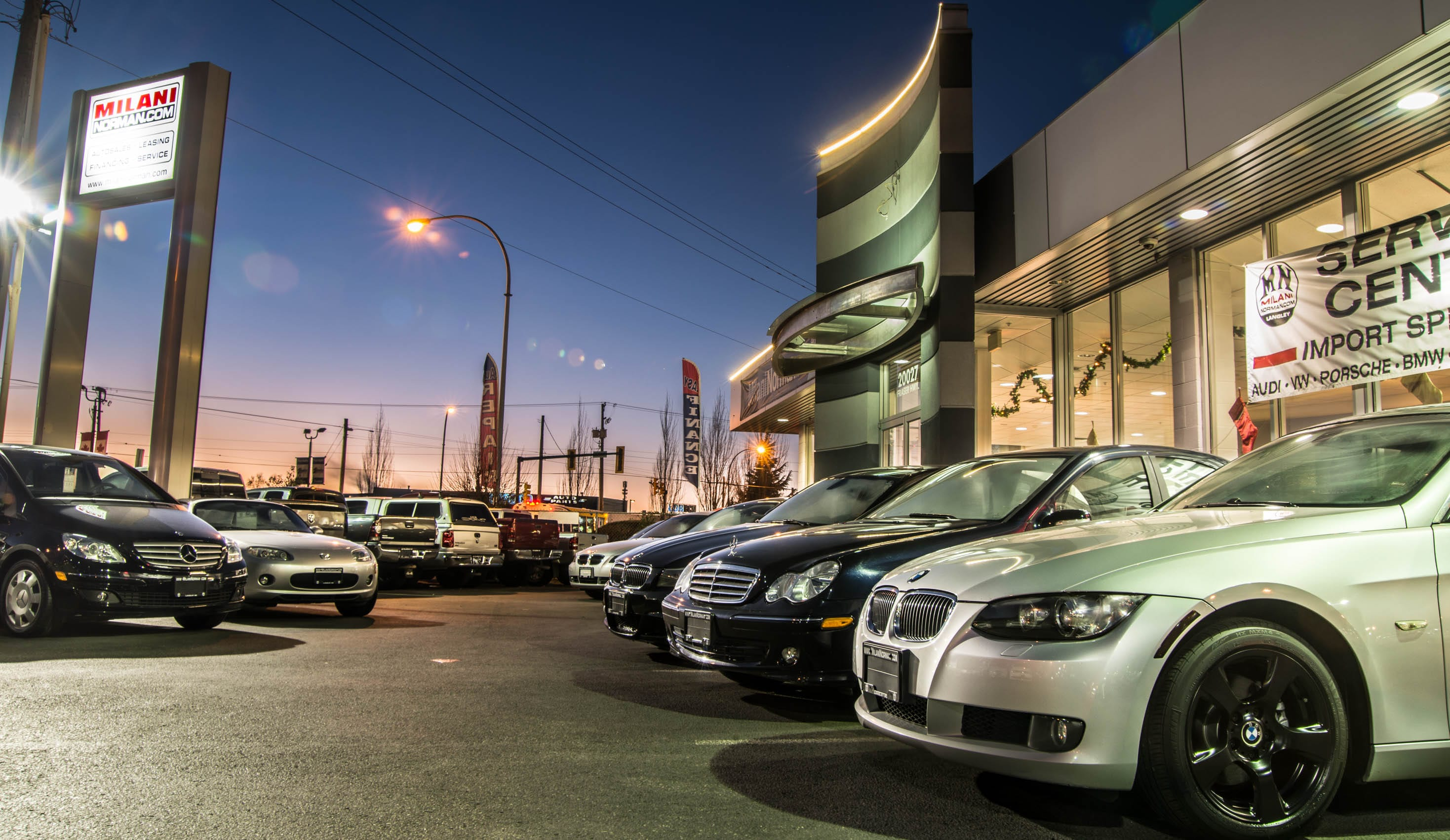 milani & norman auto sales   used dealership in langley, bc v3a 4e4