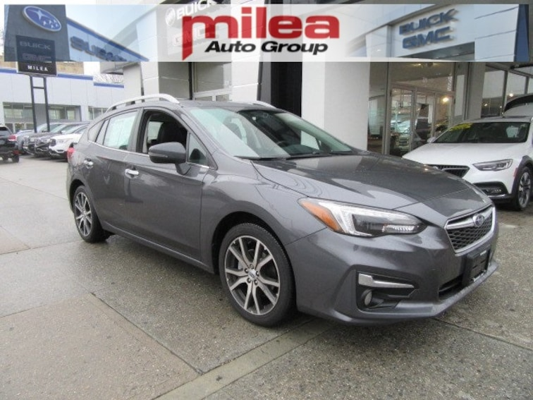 Certified Pre-Owned 2018 Subaru Impreza 2.0i Limited 5-door for sale in the Bronx, NY