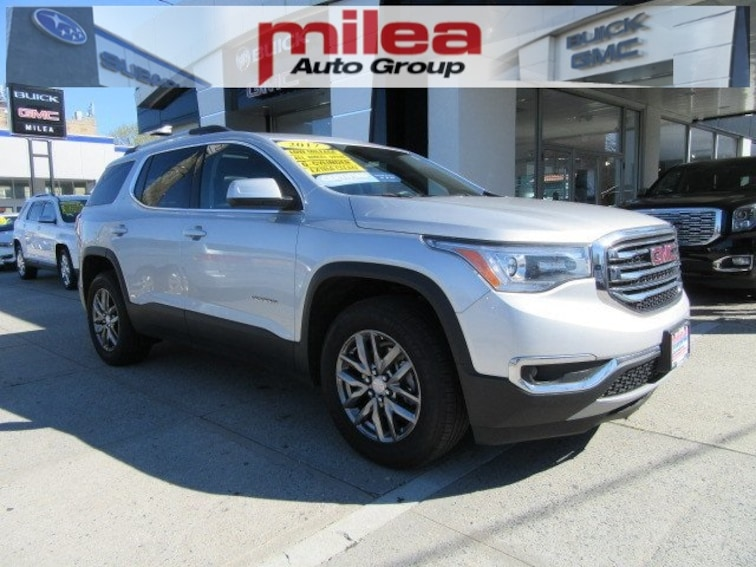f034ee3d151c90 Certified Pre-Owned 2017 GMC Acadia SLT-1 SUV for sale in the Bronx