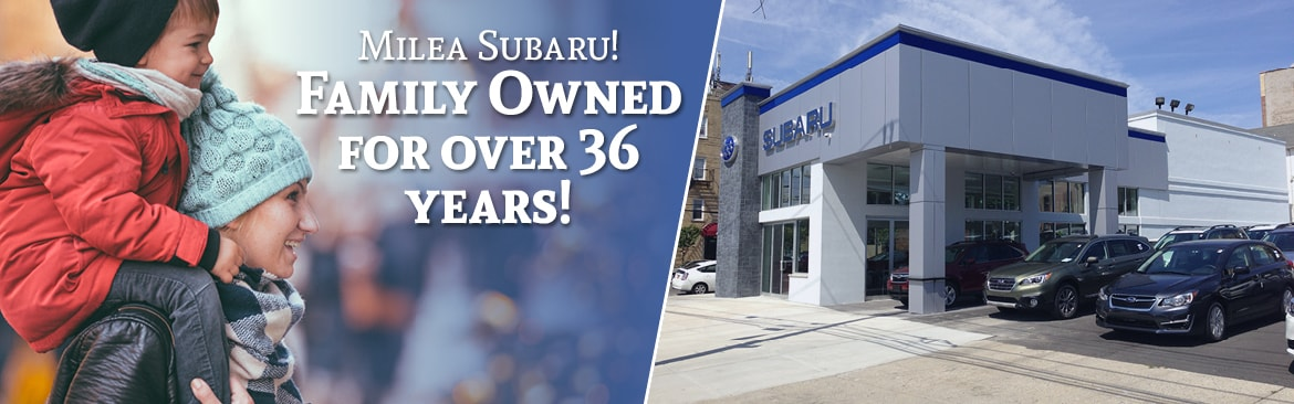 Family Owned For Over 36 Years!