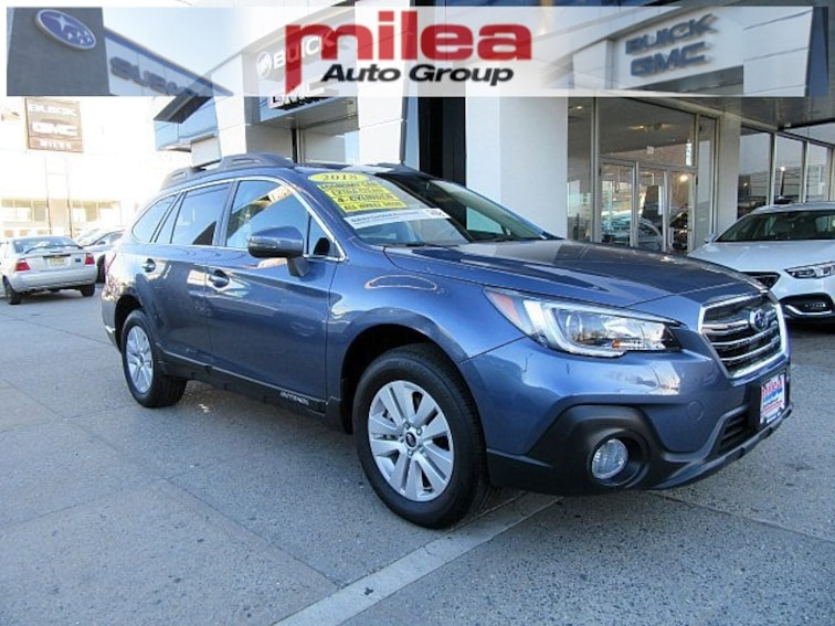 Certified Pre-Owned 2018 Subaru Outback 2.5i SUV for sale in the Bronx, NY