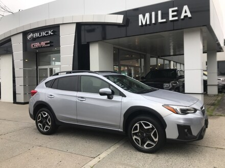Featured used 2019 Subaru Crosstrek 2.0i Limited SUV for sale in The Bronx, NY