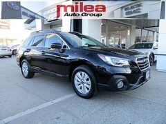 Certified Pre-owned 2018 Subaru Outback 2.5i SUV 10289X for sale in the Bronx, NY