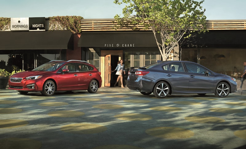 Subaru Impreza Vs. Mazda3, Honda Civic U0026 Ford Focus