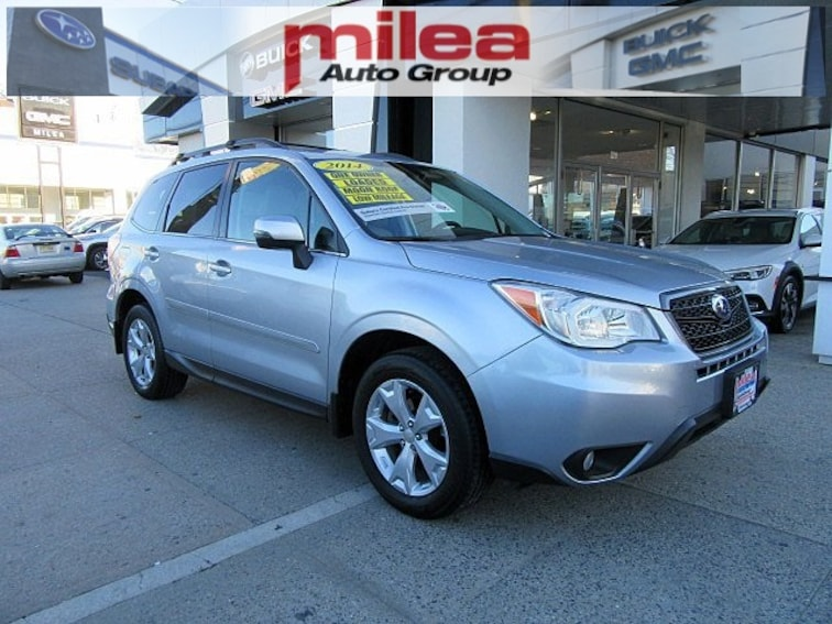 Certified Pre-Owned 2014 Subaru Forester 2.5i Touring SUV for sale in the Bronx, NY