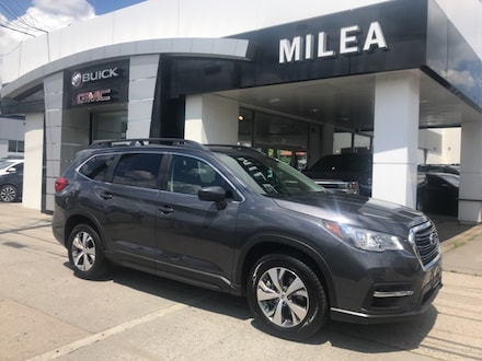 Featured used 2019 Subaru Ascent Premium SUV for sale in The Bronx, NY