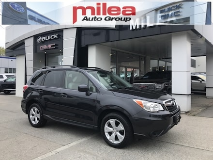 Featured used 2015 Subaru Forester 2.5i Premium SUV for sale in The Bronx, NY