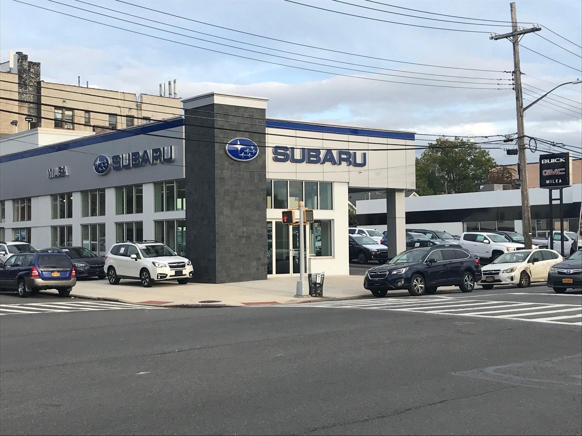 Milea Subaru New Subaru & Used Car Dealer Bronx NYC