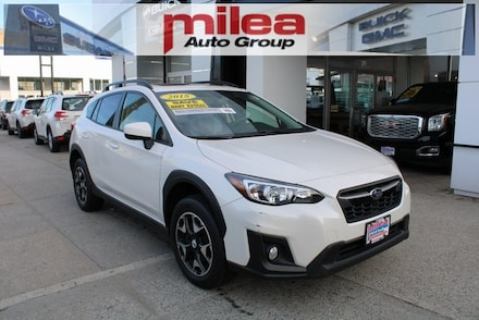 Featured used 2018 Subaru Crosstrek 2.0i Premium SUV for sale in The Bronx, NY