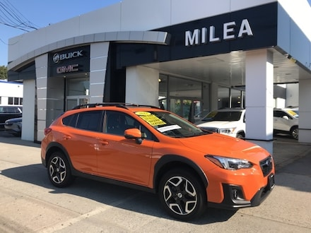 Featured used 2018 Subaru Crosstrek 2.0i Limited SUV for sale in The Bronx, NY