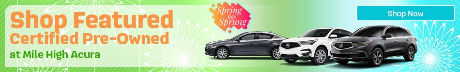 Shop Certified Pre-Owned Vehicles - April