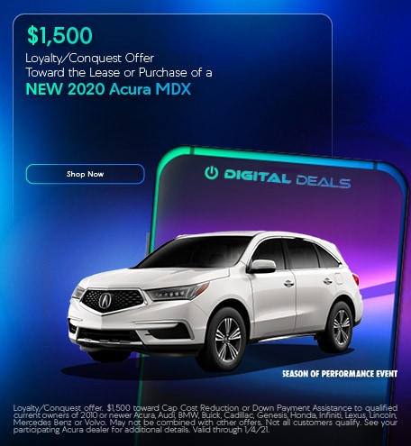 $1,500 Loyalty/Conquest Offer Toward
