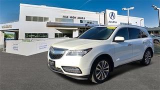 2014 Acura MDX 3.5L Advance Pkg w/Entertainment Pkg (A6) SUV