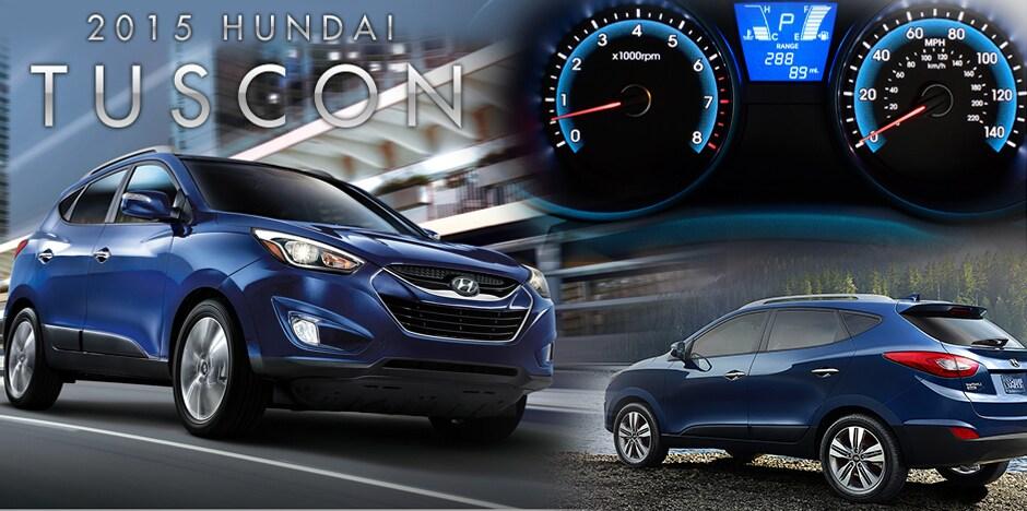 2015 Hyundai Tuscon