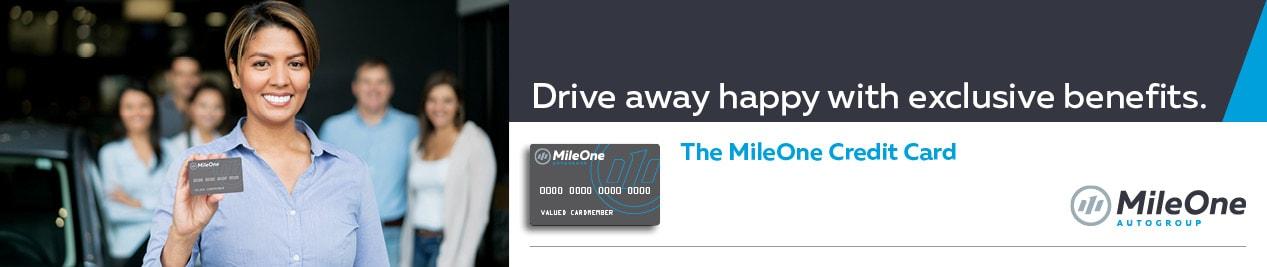 Motorworld mileone autogroup new dodge jeep mercedes for Honda credit card