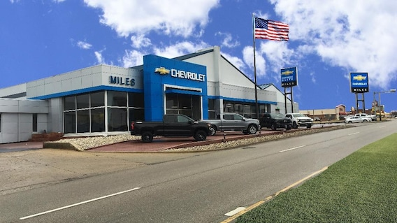 About Miles Chevrolet In Decatur Il Illinois Chevrolet Dealer Information