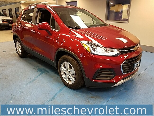 New 2019 Chevrolet Trax For Sale Cajun Red Tintcoat 2019 Trax Lt