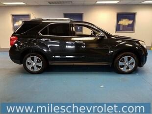 2012 Chevrolet Equinox LTZ SUV