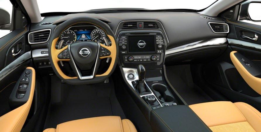 2016 Maxima Interior >> 2016 Nissan Maxima S Interior Earns Top Recognition