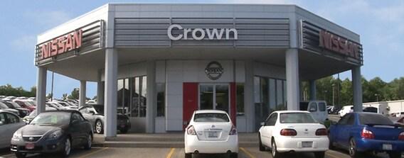 Car Dealerships Decatur Il >> About Crown Nissan Of Decatur Sales Parts Service
