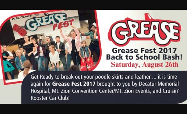 Grease Fest 2017