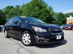 Used 2016 Subaru Impreza Hatchback Nashua New Hampshire