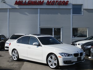2014 BMW 328d xDrive DIESEL SPORT / NAVI / SUNROOF / LEATHER