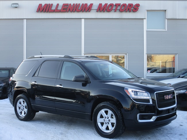 2015 GMC Acadia SLE1 AWD / EASY FINANCING AVAILABLE SUV