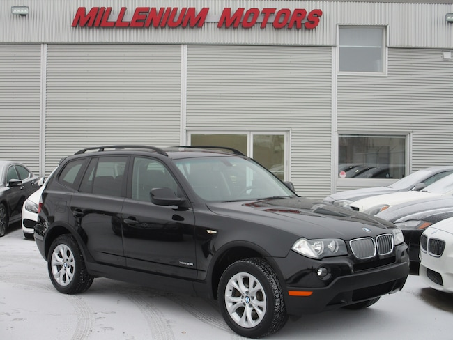 2010 BMW X3 xDrive28i AWD / LEATHER / SUNROOF / MUST SEE SUV