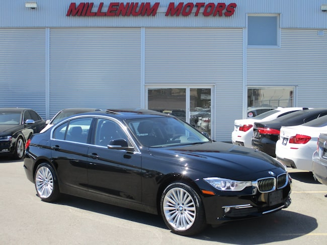 2014 BMW 328d xDrive DIESEL / NAVI / B.CAM / LEATHER / SUNROOF  Sedan