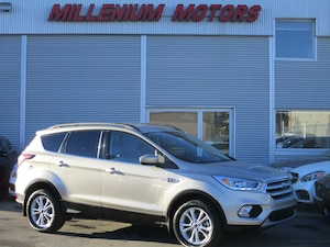 2017 Ford Escape SE AWD 2.0 ECOBOOST / NAVI / B.CAM / LEATHER