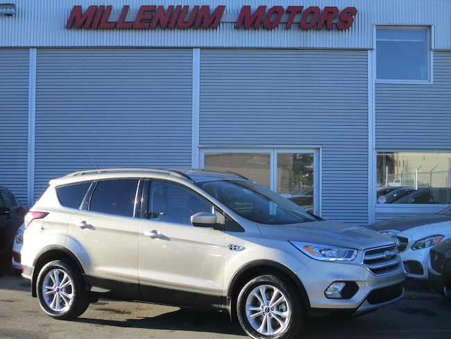 2017 Ford Escape SE AWD 2.0 ECOBOOST / NAVI / B.CAM / LEATHER SUV