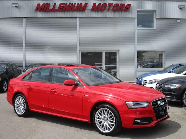 Used 2015 Audi A4 For Sale At Millenium Motors Vin