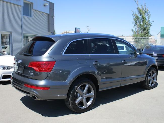 Used 2015 Audi Q7 For Sale at Millenium Motors   VIN: WA1WGCFE8FD017084