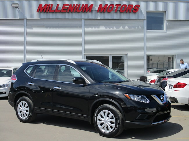 2016 Nissan Rogue S AWD / EASY FINANCING AVAILABLE SUV