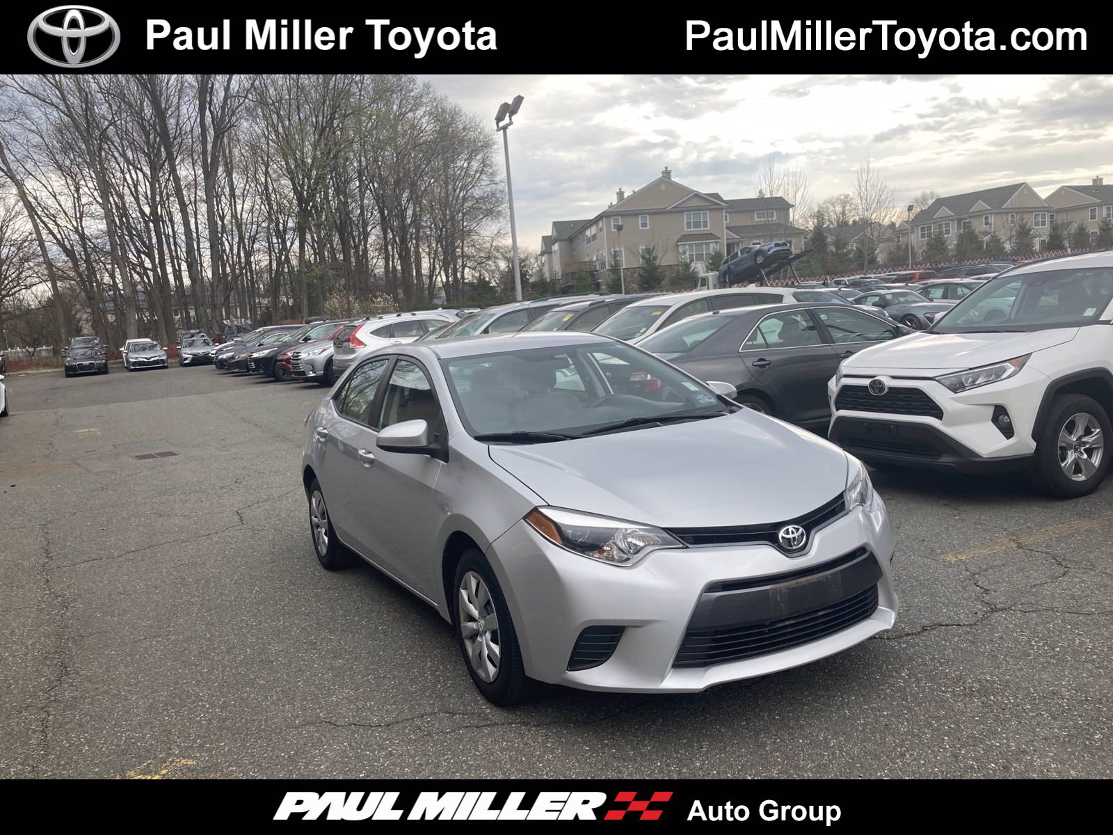 Used Toyota Corolla West Caldwell Nj
