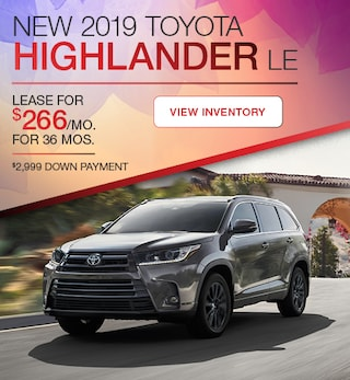 03-2019 Toyota Highlander