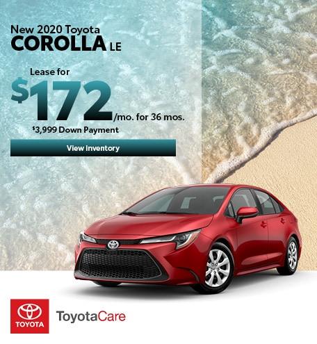 06-2019 Toyota Corolla