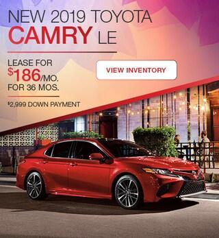 03-2019 Toyota Camry