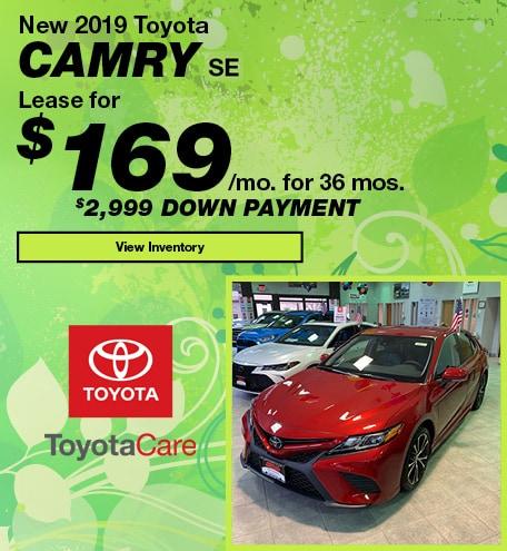 04-2019 Toyota Camry