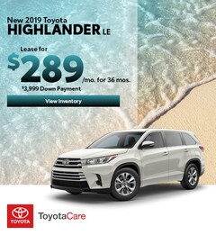 06-2019 Toyota Highlander