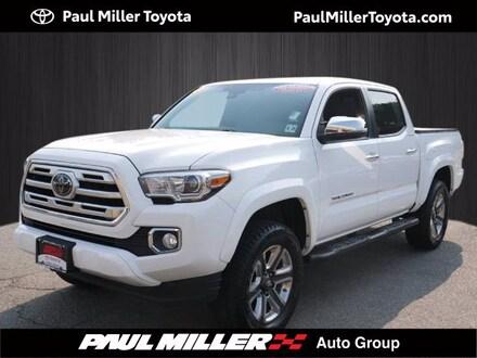 2018 Toyota Tacoma Limited V6 Truck Double Cab