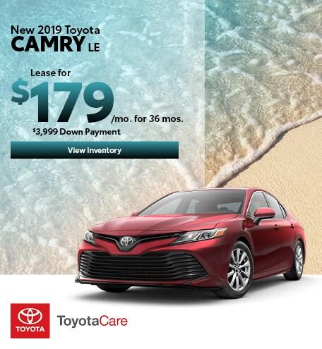 06-2019 Toyota Camry