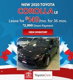 05-2019 Toyota Corolla